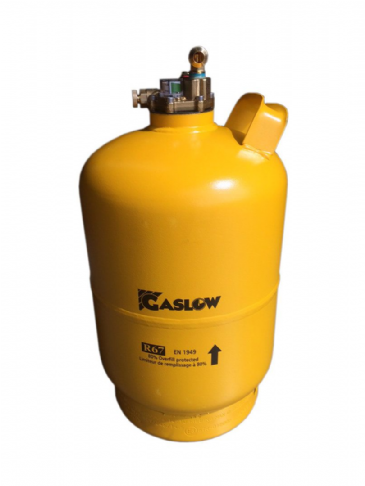 Gaslow Refillable Gas Cylinder With Level Gauge